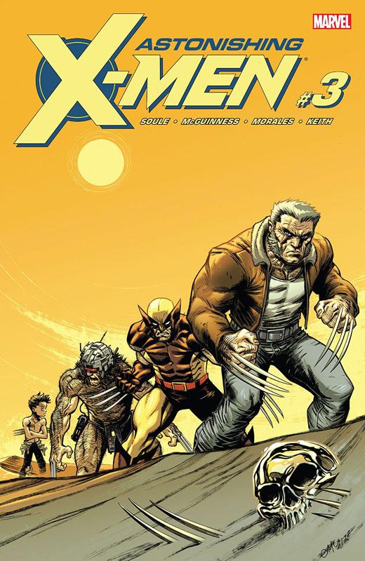 Astonishing X-men # 3