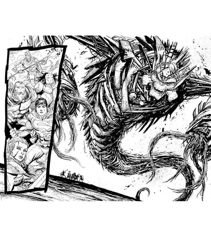 Action Comics #23 pg 8&9