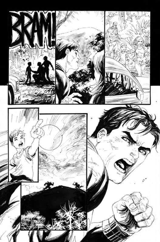Action Comics #960 pg19
