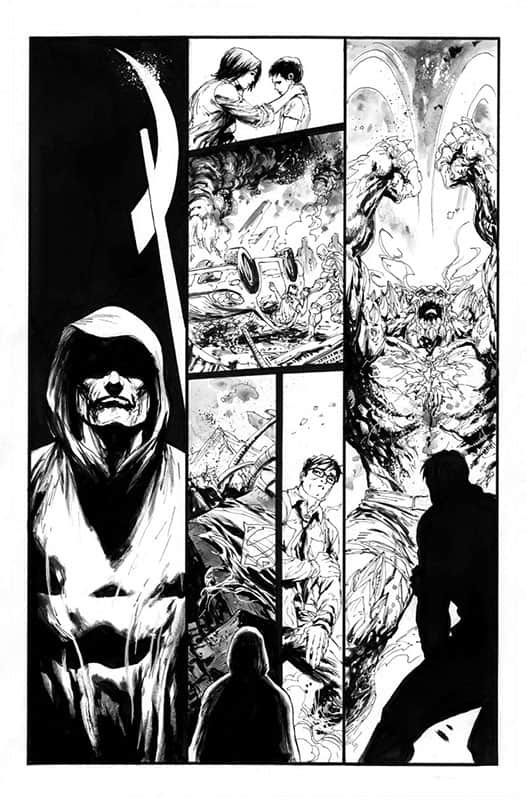 Action Comics #960 pg 1
