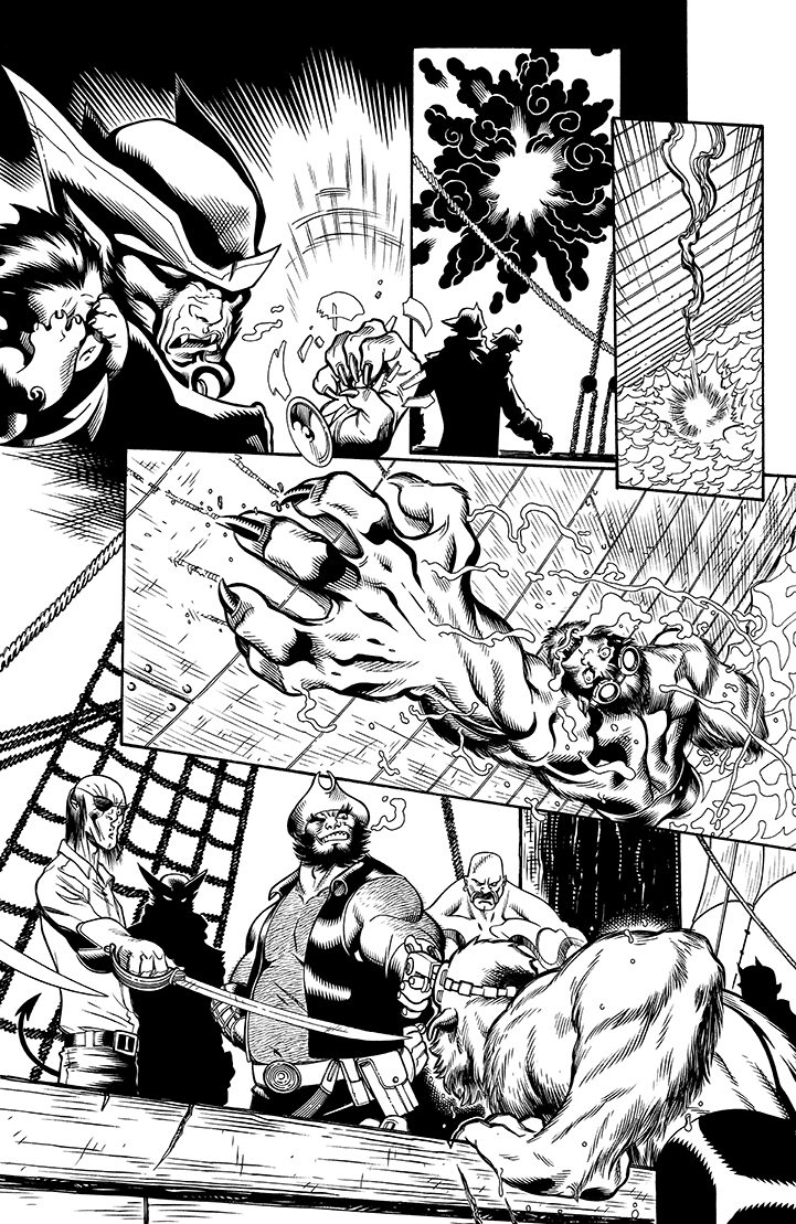 Amazing X-Men # 3 pg 2
