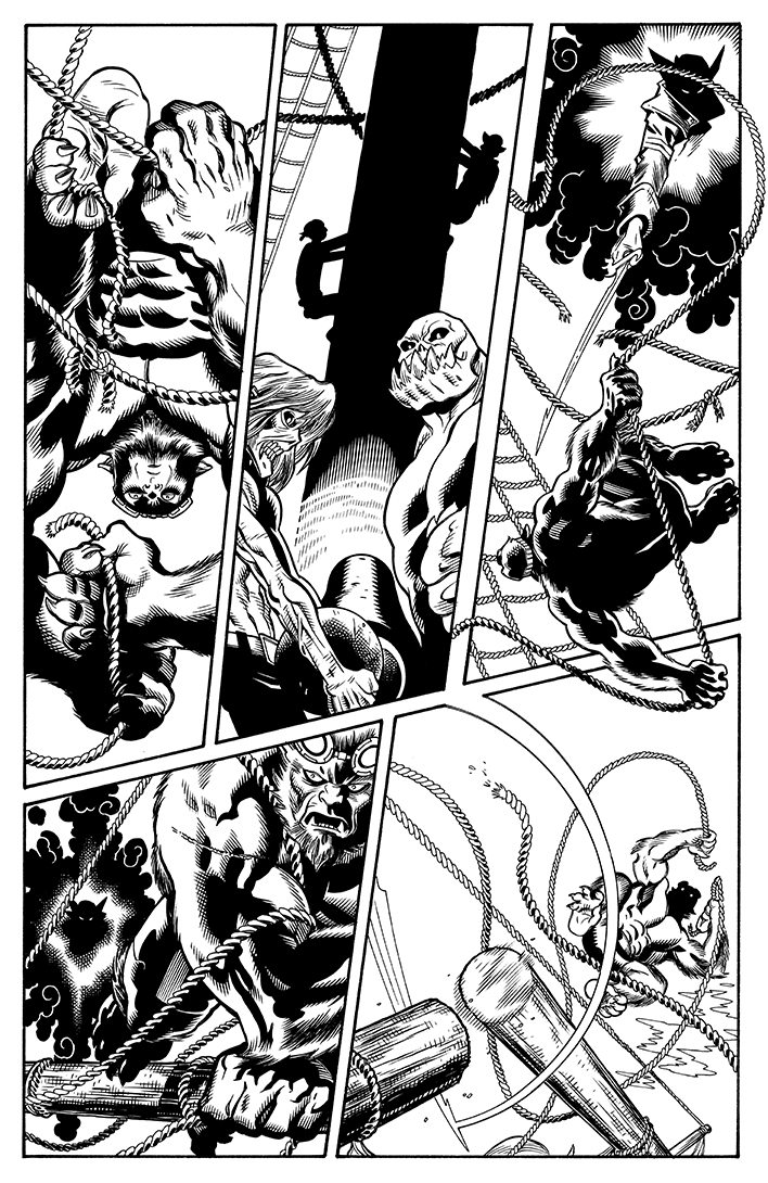 Amazing X-Men # 3 pg 5