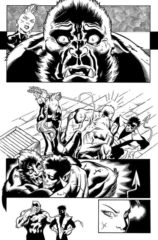 Amazing X-men # 4 pg 8