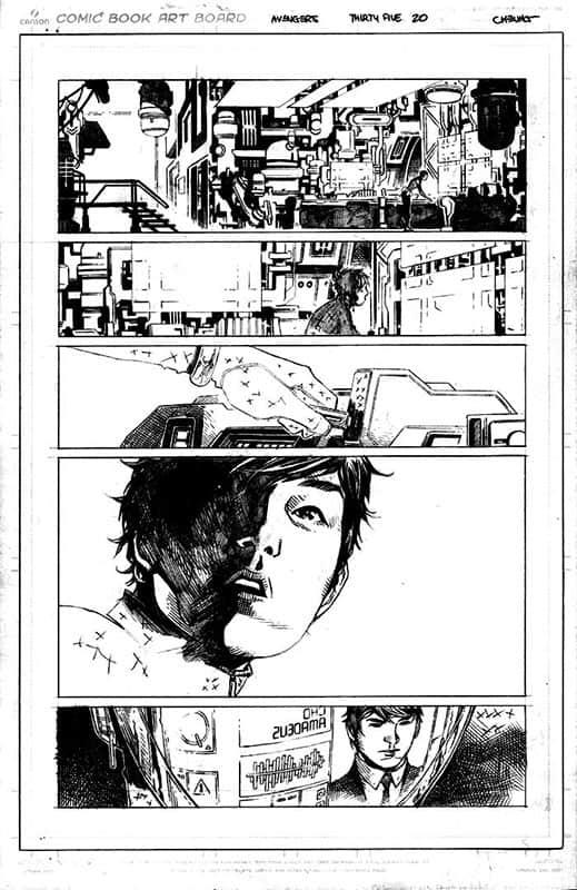Avengers #35 pg20
