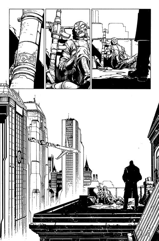 Batman # 1 Rebirth pg 17