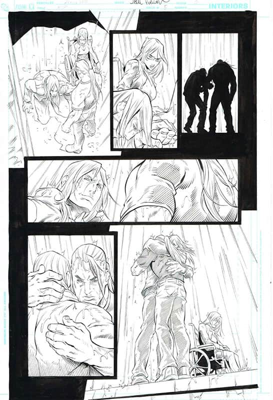 Birds of Prey # 5 pg 3