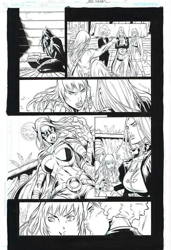 Birds of Prey # 6 pg14