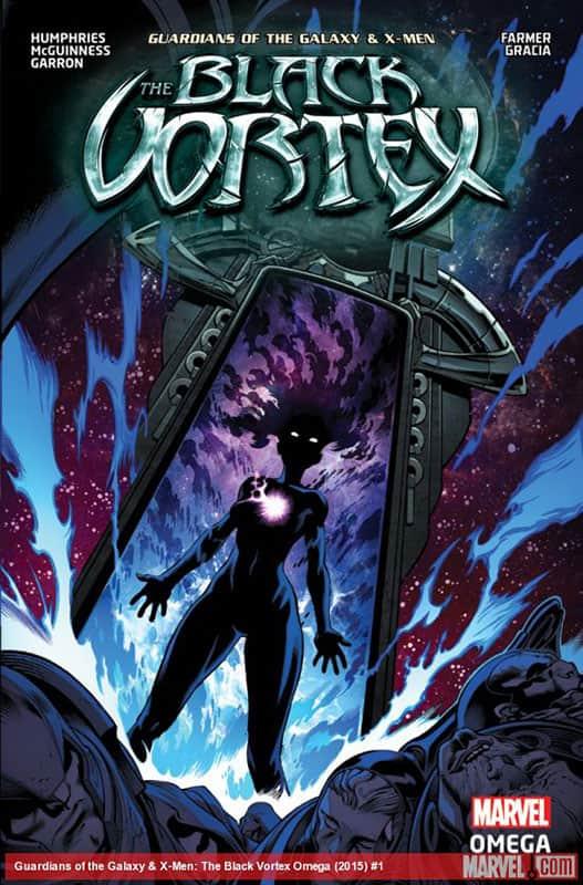 Guardians of the Galaxy and X-Men Black Vortex Omega