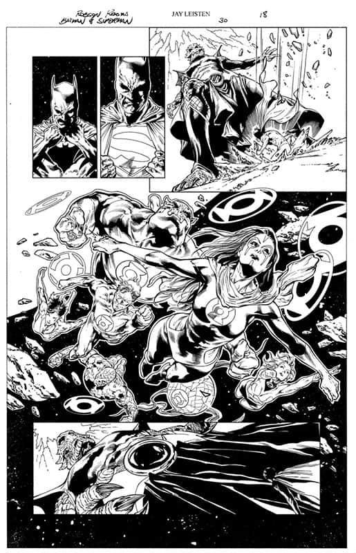 Batman Superman #30 pg18