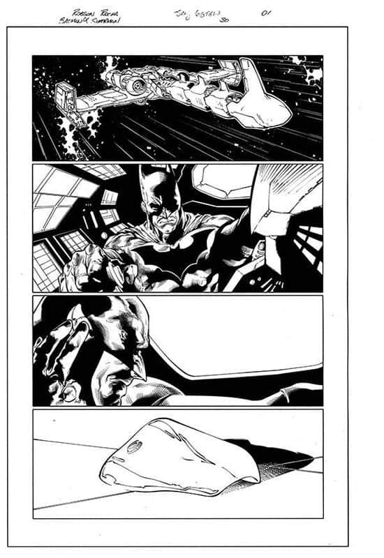 Batman Superman #30 pg 1