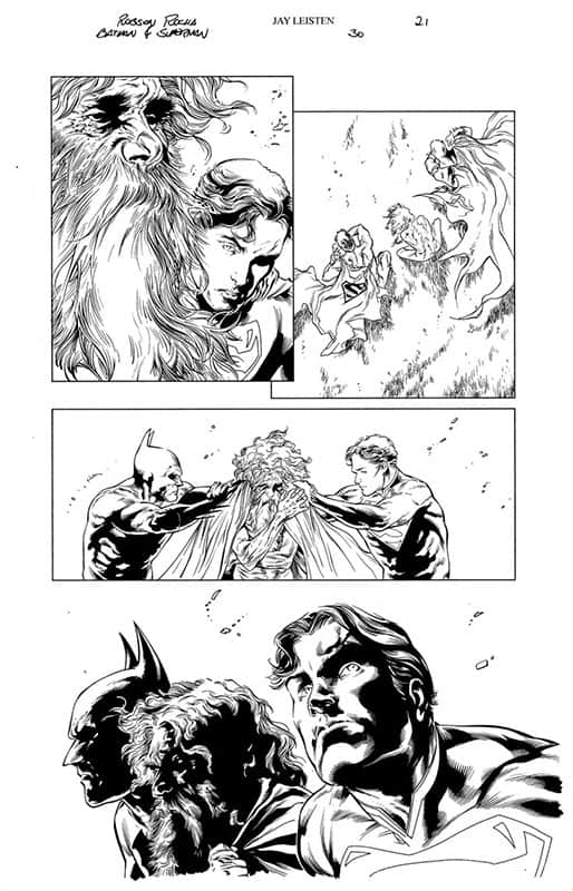 Batman Superman #30 pg21
