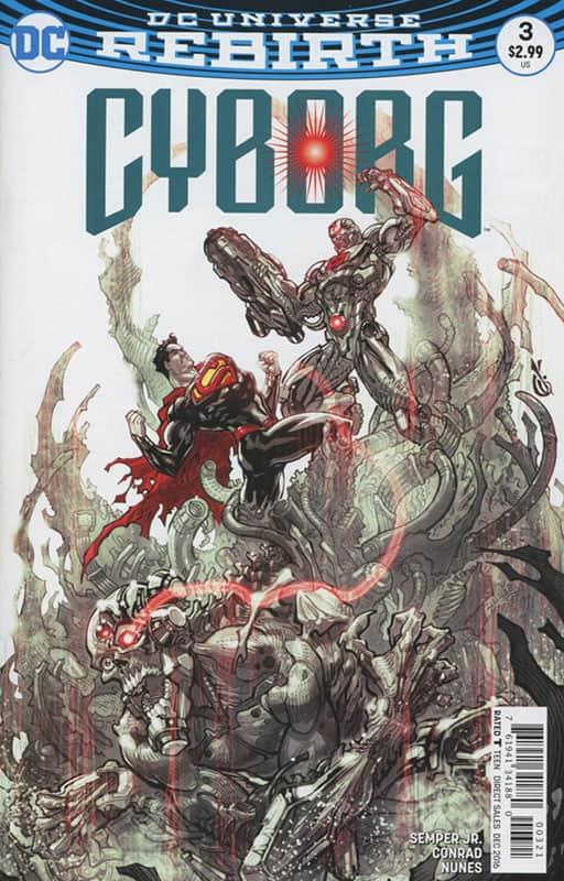 Cyborg # 3