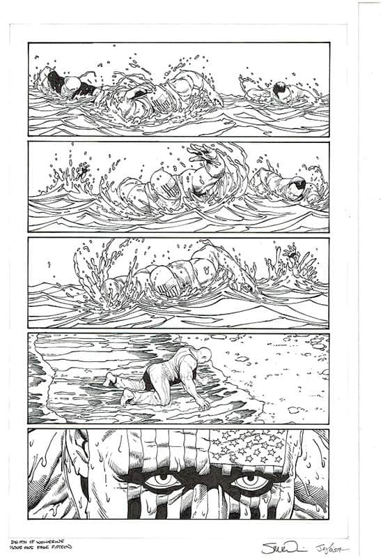 Death of Wolverine #1 pg15