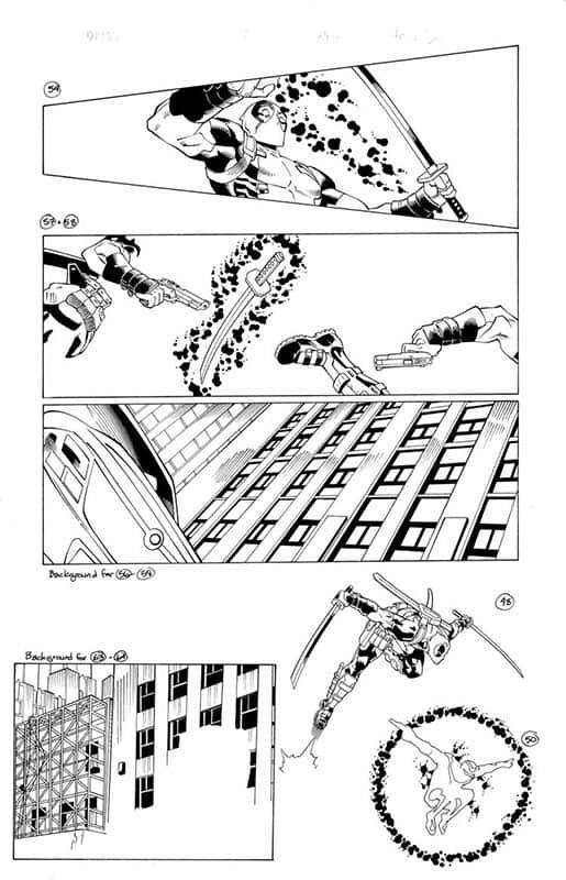 DeadPool & Cable Split Second # 2 pg 2