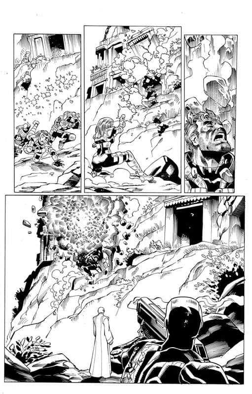 DeadPool & Cable Split Second # 5 pg12