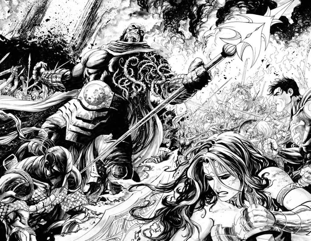 Deathstroke #10 pg 2&3
