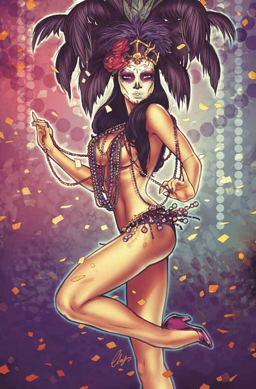 Day of the Dead # 2 Cover F