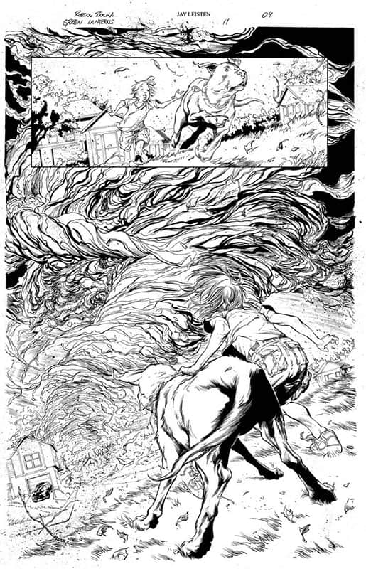 Green Lanterns #11 pg 4
