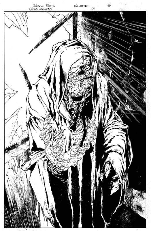 Green Lanterns # 9 pg20