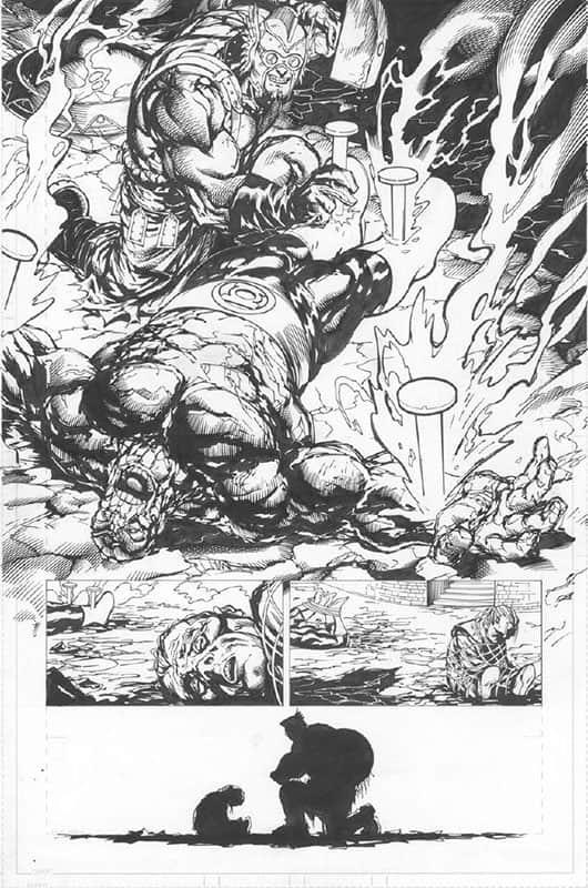 Green Lantern Corps #55 pg13