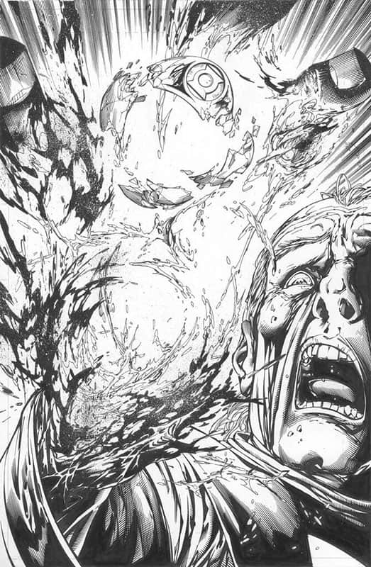 Green Lantern Corps #58 pg16