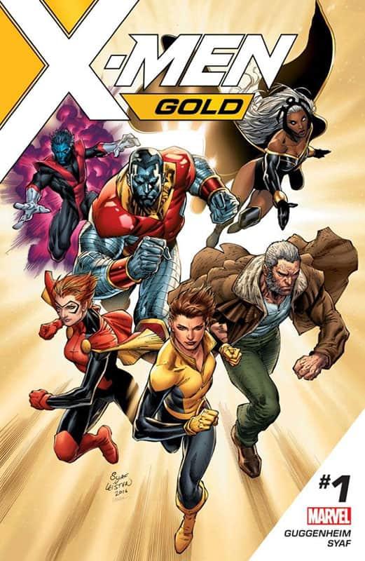 X-Men Gold # 1