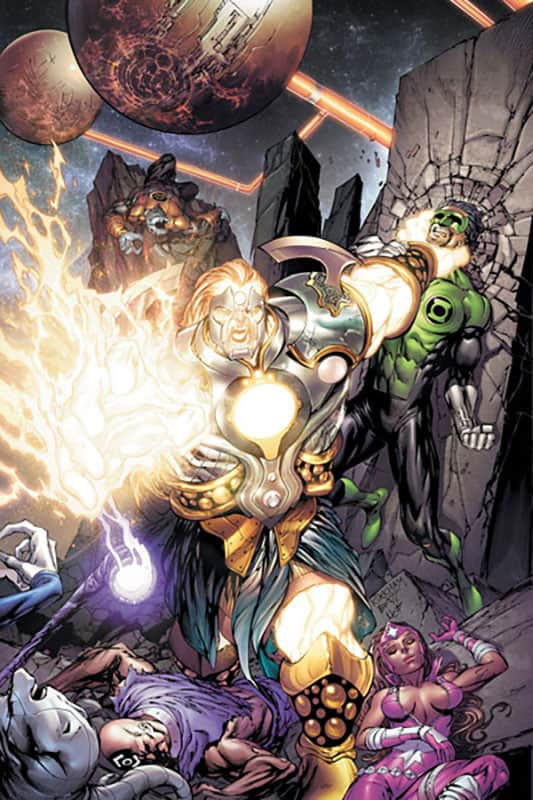 GL: New Guardians # 7