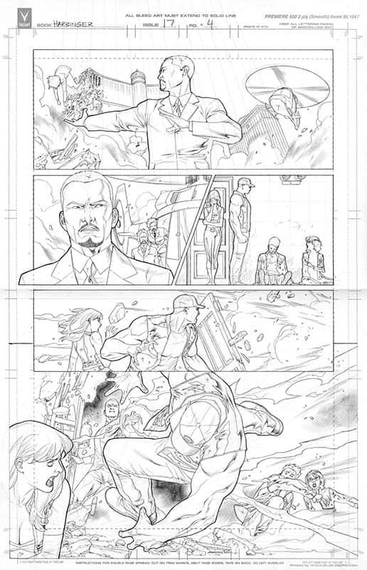 Harbinger #17 pg 4