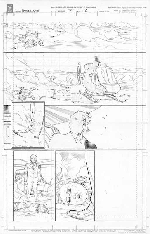 Harbinger #17 pg 6