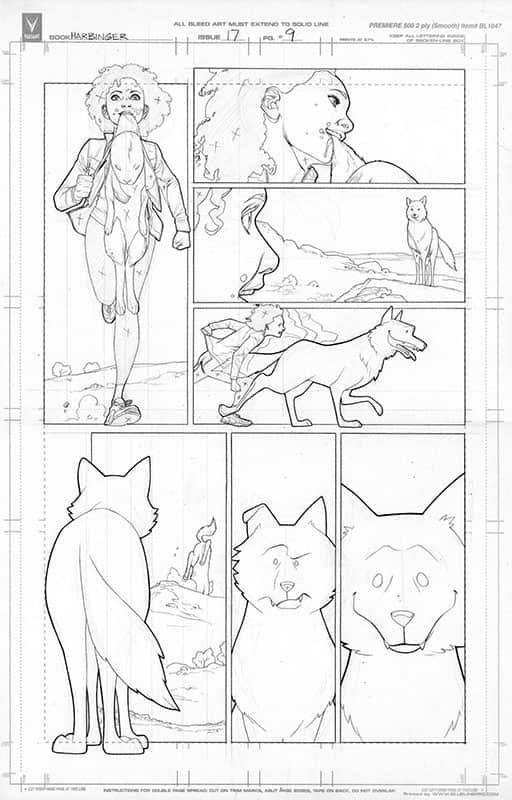 Harbinger #17 pg 9