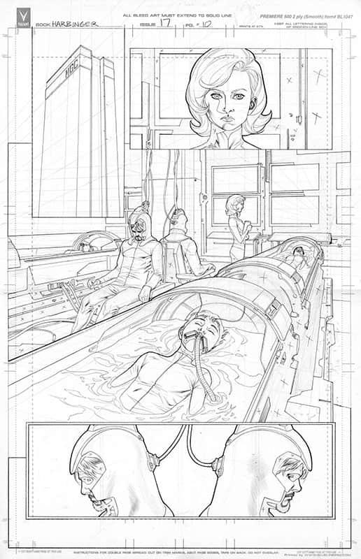 Harbinger #17 pg10