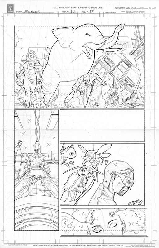 Harbinger #17 pg12