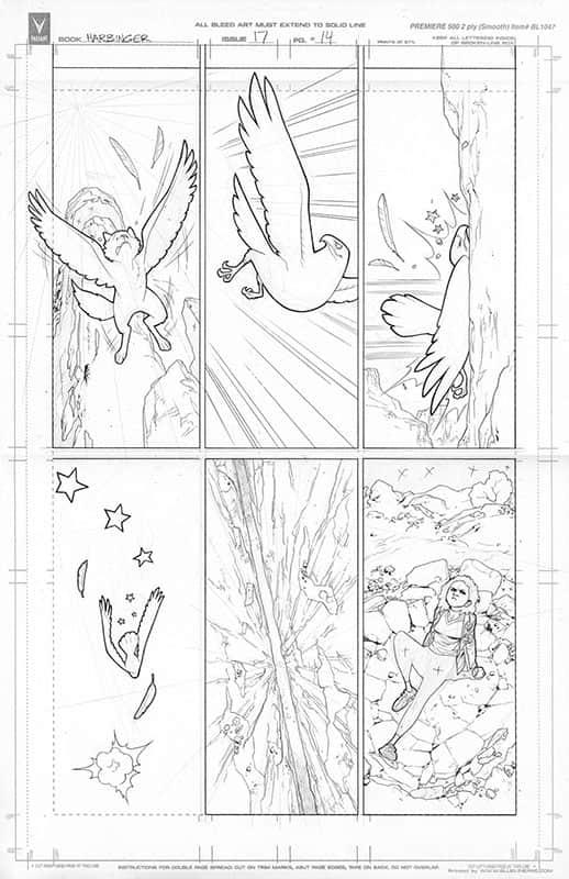 Harbinger #17 pg14
