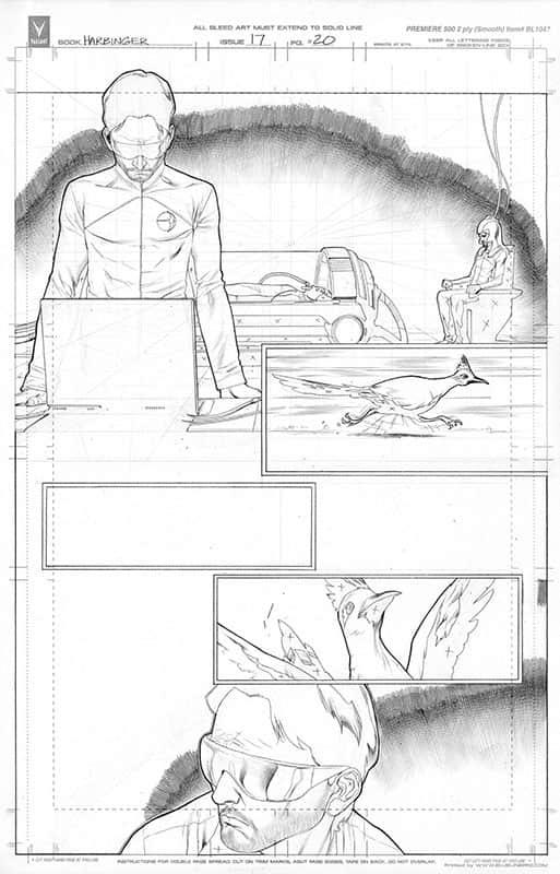 Harbinger #17 pg20