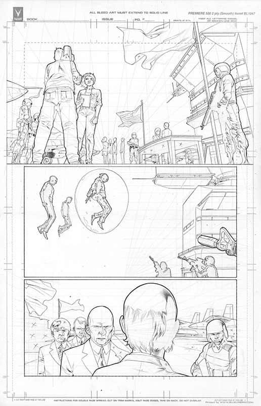 Harbinger #20 pg 2