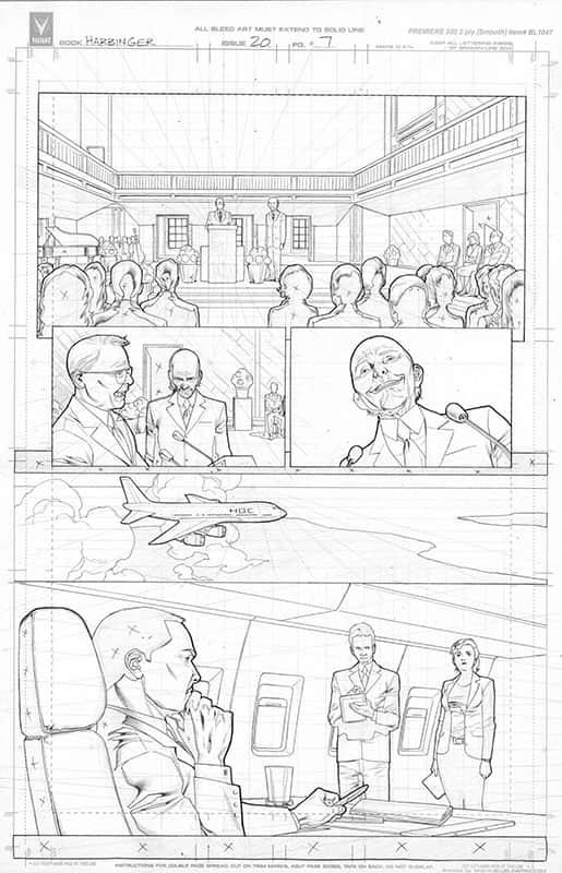 Harbinger #20 pg 7