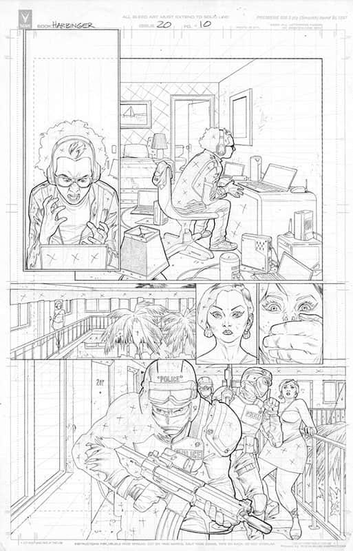 Harbinger #20 pg10