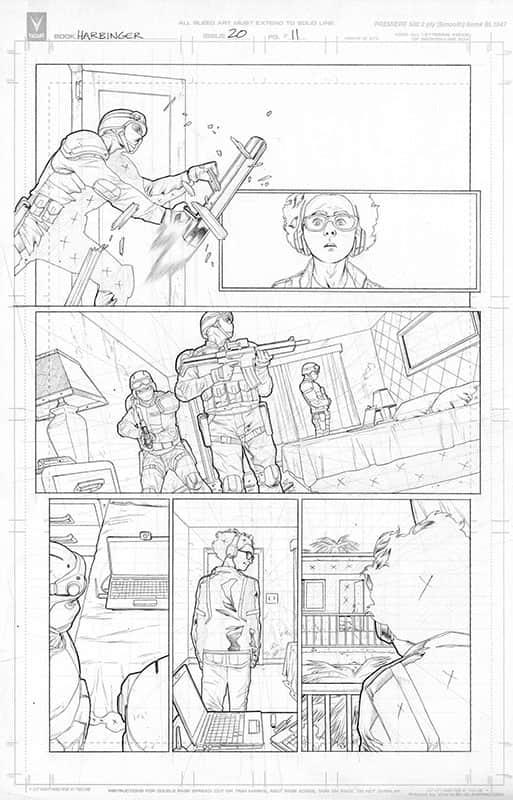 Harbinger #20 pg11