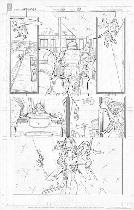 Harbinger #20 pg13