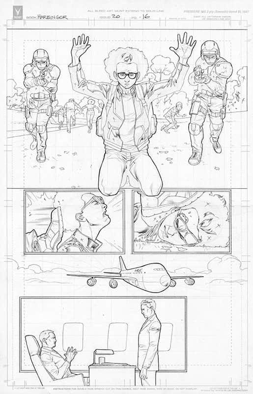Harbinger #20 pg16