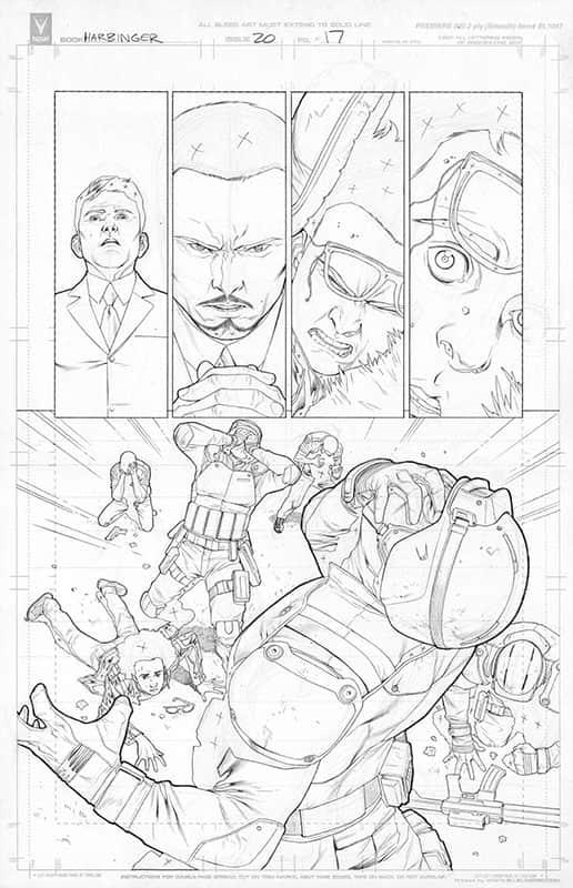 Harbinger #20 pg17
