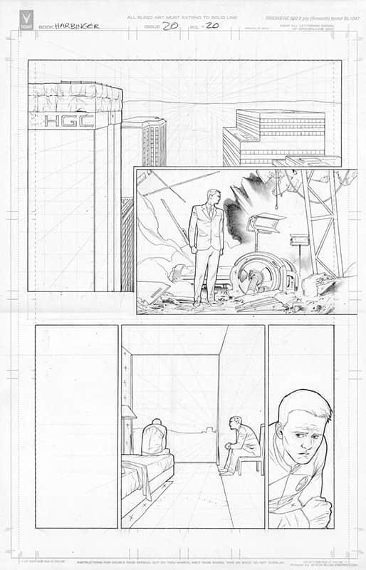Harbinger #20 pg20