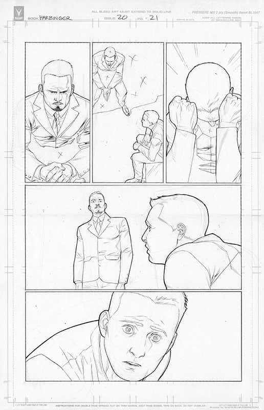 Harbinger #20 pg21