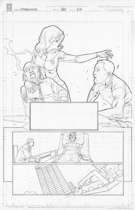 Harbinger #20 pg22