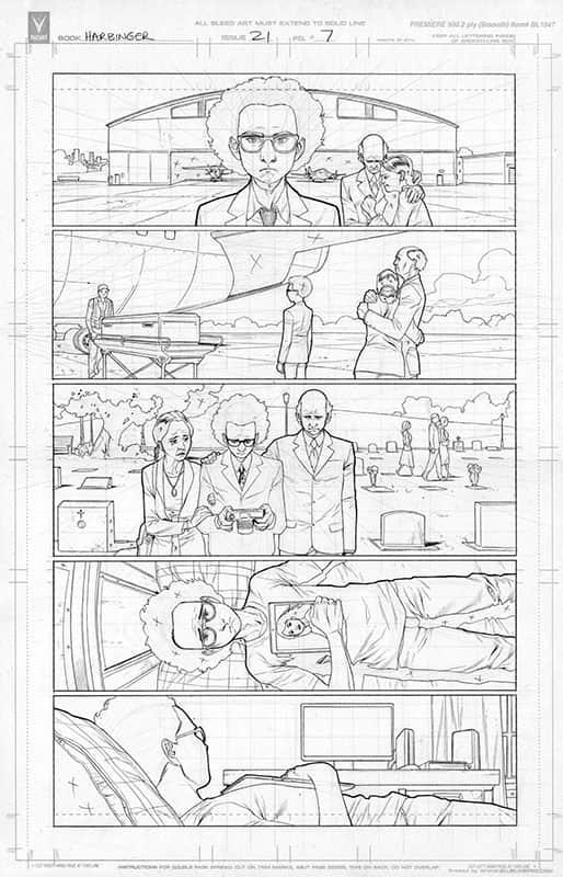 Harbinger #21 pg 7