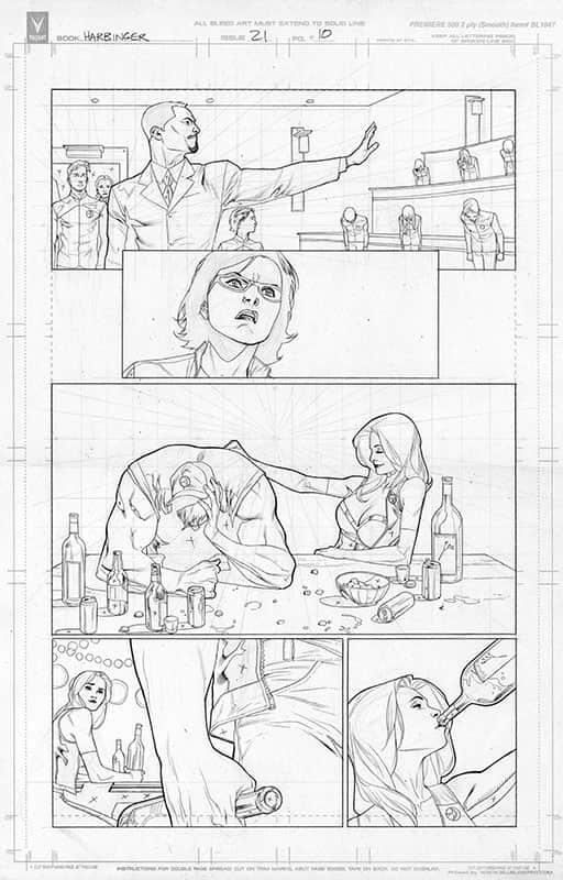 Harbinger #21 pg10