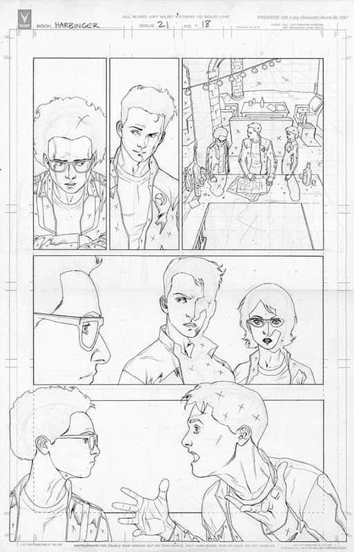 Harbinger #21 pg18