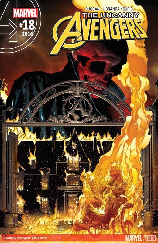 Uncanny Avengers #18 (V3)