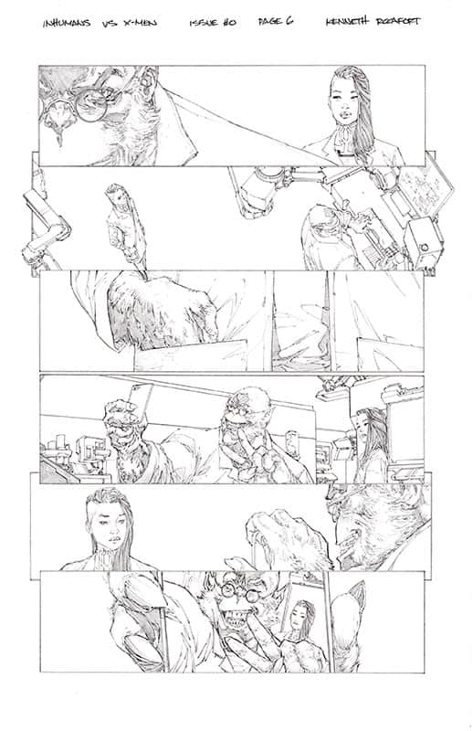 Inhumans vs. X-Men # 0 pg 6