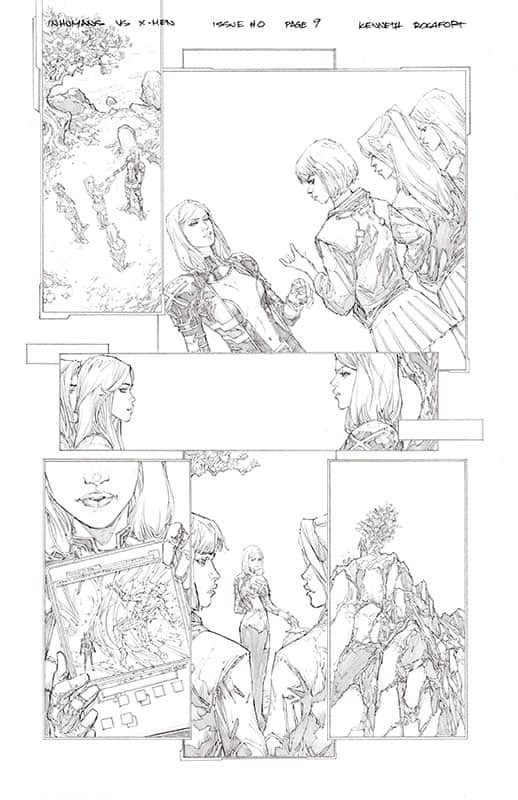 Inhumans vs. X-Men # 0 pg 9